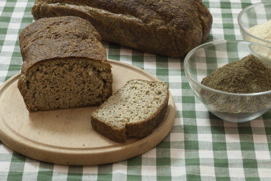 Recept • gluténmentes kenyér