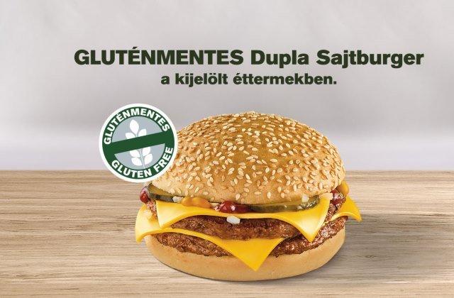 A McDonald's gluténmentes sajtburgerének margójára