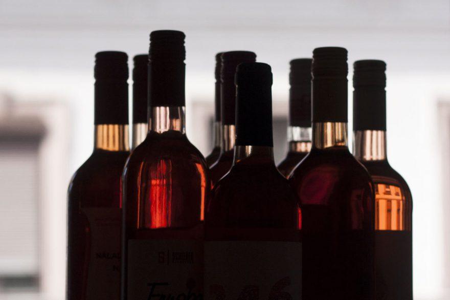 Kedvenc roséim, mert a diéta nem tiltja a borfogyasztást