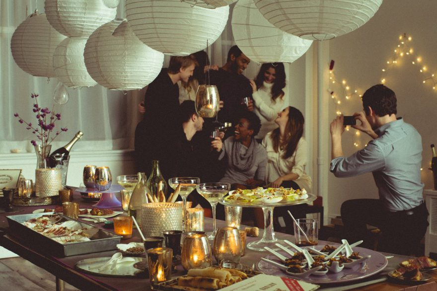 Diétaparák – 1. rész • Segítség, vendégségbe megyek!