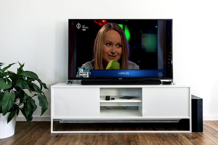 A 160 grammos diétám a Petőfi TV-ben