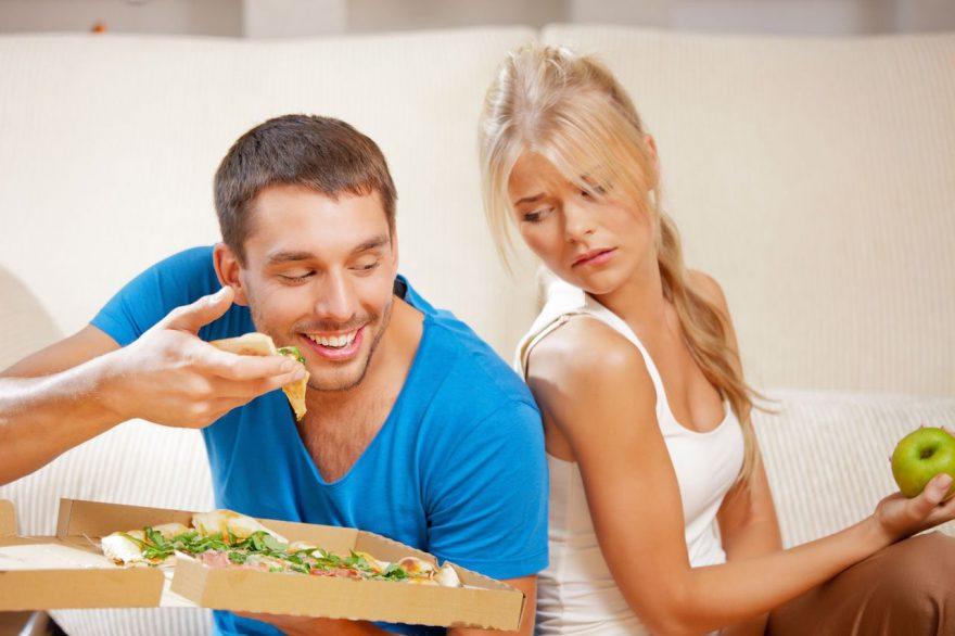 Diétaparák – 4. rész • Segítség, a párom nem diétázik velem!