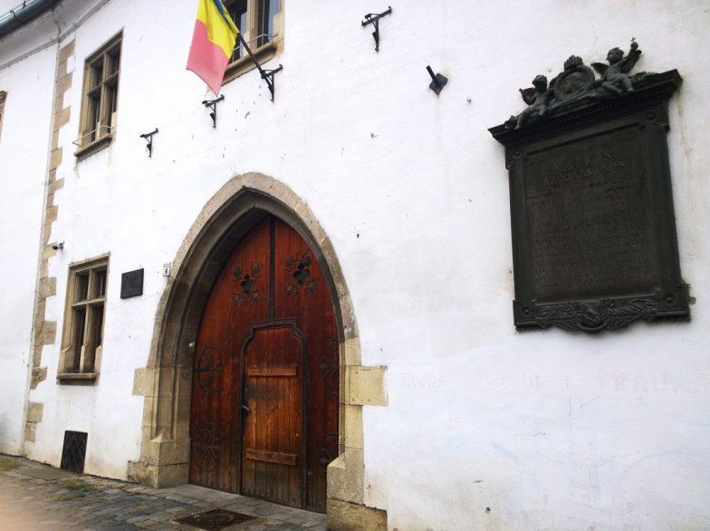 Mátyás király szülőháza