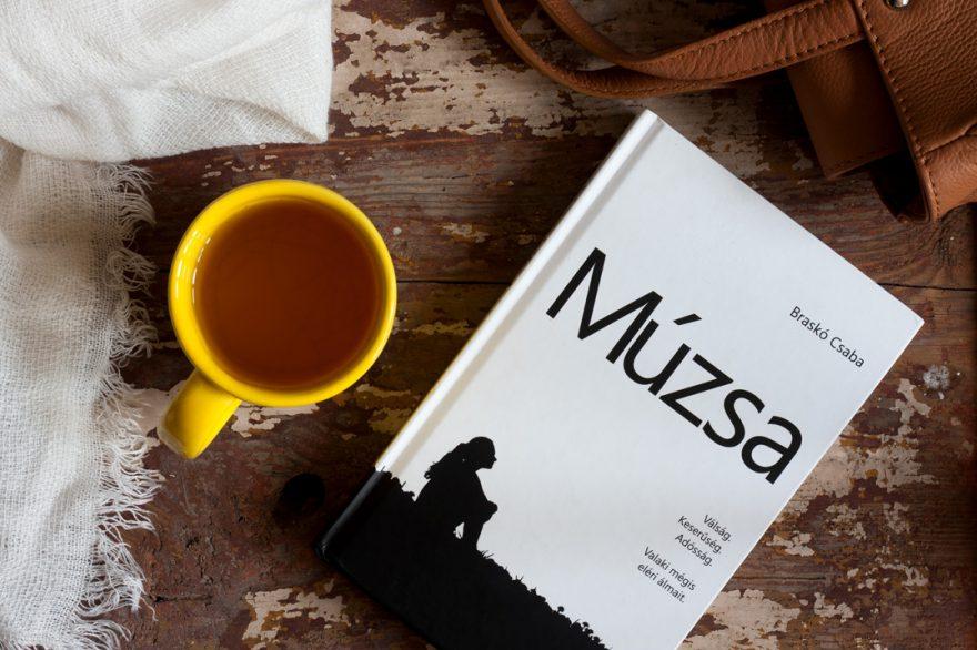 A problémák jó oldalának megtalálása a Múzsa című könyvvel