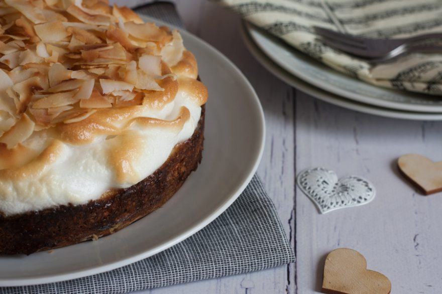 Piña colada torta – vendégrecept #4