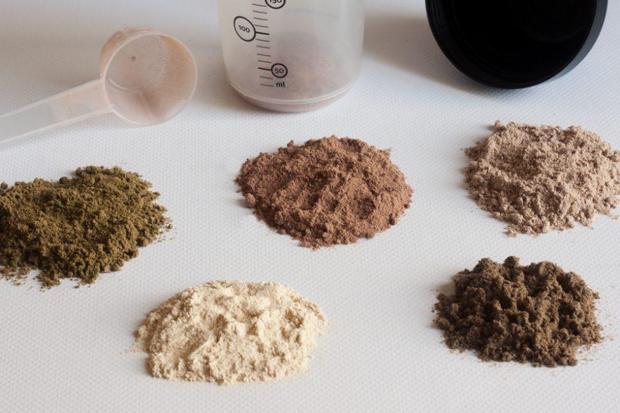 A legfinomabb növényi fehérjepor nyomában